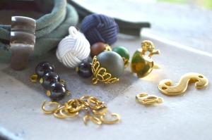 Materiale per braccialetto in fettuccia